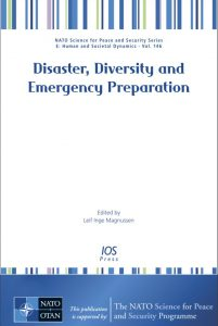 Disaster, Diversity and Emergency Preparation